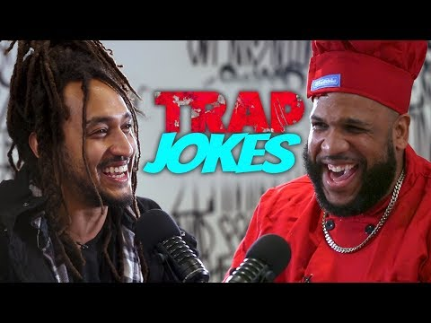 You Laugh, You Lose | Patrick vs. Doboy (Trap Jokes Edition)