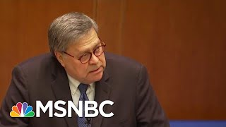Trump Wields DOJ As Russia, Media Reprise 2016 Roles For 2020 | Rachel Maddow | MSNBC