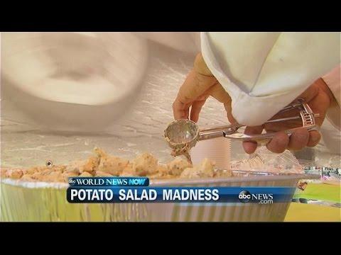 WEBCAST: Potato Salad Madness