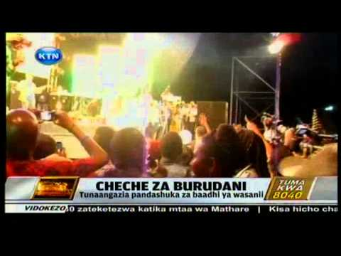 News:  Cheche Za Burudani