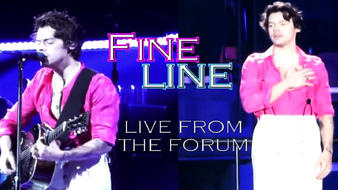 Harry Styles - Fine Line Live from The Forum