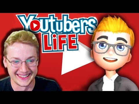 Gaming Channel Simulator - Youtubers Life |