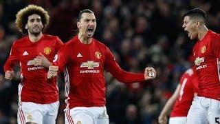 Zlatan Ibrahimovic Goal!     Manchester United VS Liverpool 1-1