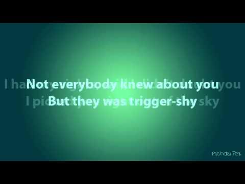 August Rigo - Off The Market [Lyrics on Screen] M'Fox