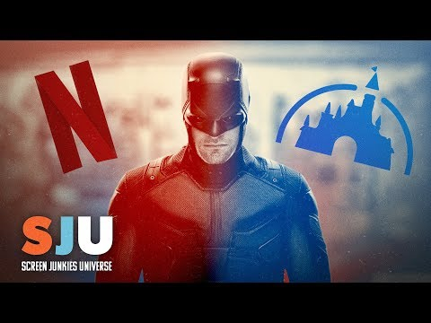 Netflix Cancels Daredevil! Will Disney Save It?? - SJU