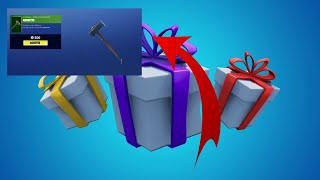 I OFFER A GIFT TO ONE SUBSCRIBER ON FORTNITE BATTLE ROYAL!