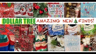 DOLLAR TREE CHRISTMAS 2019 #4🎄WOW‼️MORE NEW AMAZING FINDS HAVE ARRIVED • OCTOBER 5 2019