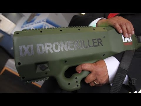 "Oceanside Gets ""Drone Killer"" 