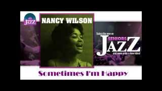 Watch Nancy Wilson Sometimes Im Happy video