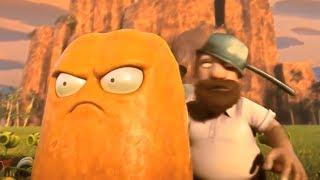 Plants vs Zombies 3D Cartoon Animation ( PvZ 2, Garden Warfare, Heroes and PvZ Chinese )