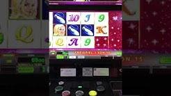 Lucky Ladys charm 6 2 + 2 Euro Einsatz jackpooooooot über 2000€ teil1