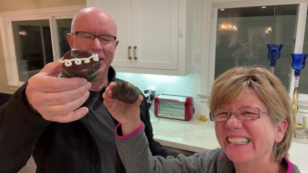 Retirement Cupcake Celebration!