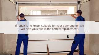 Garage Door Opener Repair and Replacement in Pittsburgh | Steel City Garage Doors