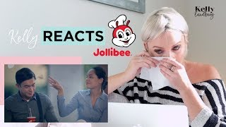 Kelly Reacts to Vow & Perfect Pairs /Jollibee Commercial