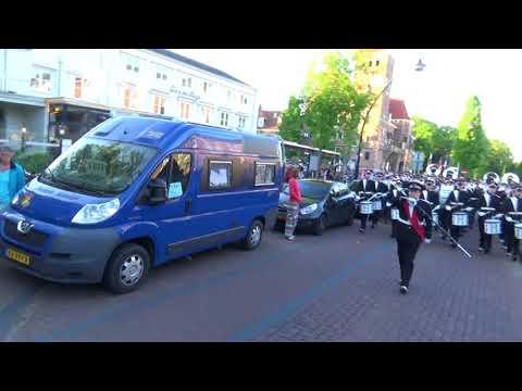 Exempel Empel streetparade Zeist