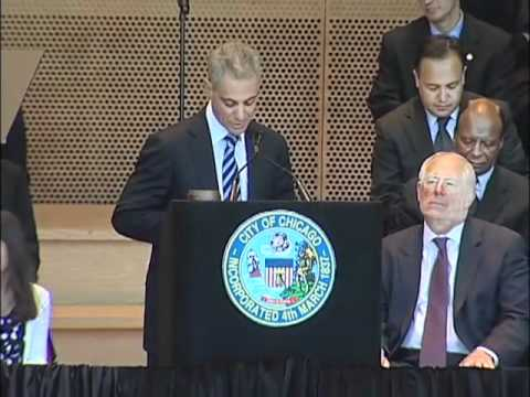 City of Chicago Inauguration Ceremony - Part 6