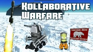 Kollaborative Warfare #1, Base Defences, Kerbal Space Program