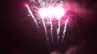 Vuurwerkshow oudejaarsavond Veldhoven 2018
