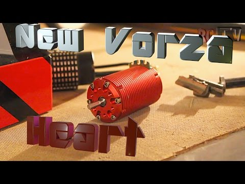 HPI Vorza New Engine