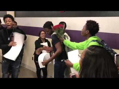 Adam Rivers - VIDEO: Tough promposal rejection
