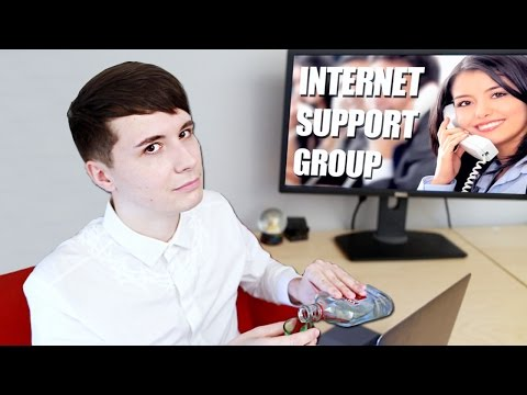 Internet Support Group 8