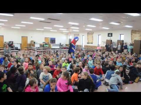 Poteau Upper Elementary School Chant  Keep Poteau Clean