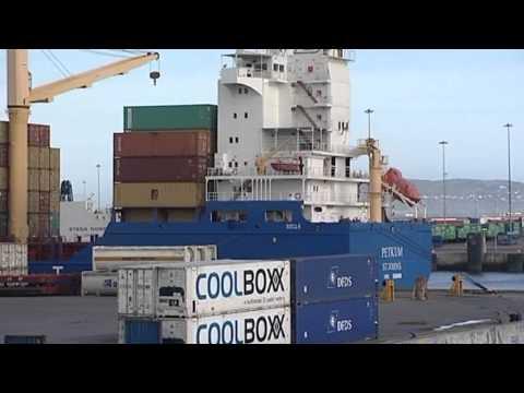 Dublin Port Masterplan Video
