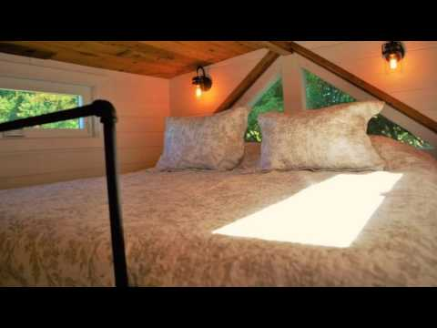 Modern Take Three Tiny House by Liberation Tiny Homes - TinyHouseTour