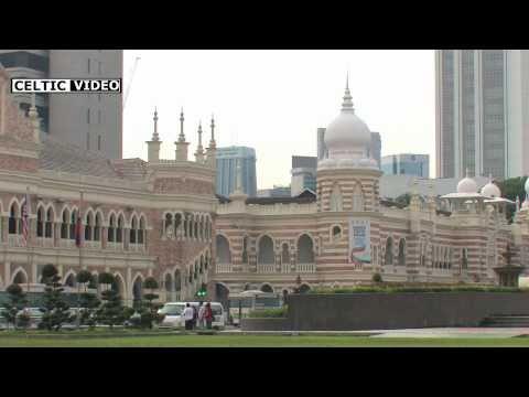 Merdeka Square & Sultan Abdul Samad Building