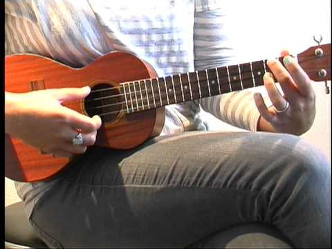 How To Play Longing To Belong By Eddie Vedder On Ukulele Youtube