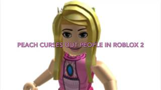 Peach Fights People in Roblox (Ratchet Roblox Fights) - PART 2
