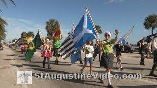 St  Augustine Christmas Parade 2013