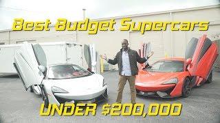McLaren 570S VS 570GT Review // Best Budget Supercars Under $200,000