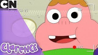 Clarence | Clarence The Filmmaker | Cartoon Network UK