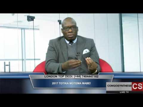 LONDON TOP DEDI: 2017 TOTIKA MOTEMA MABE!