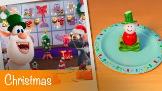 Booba - Food Puzzle: Christmas - Episode 12 - Cartoon for kids