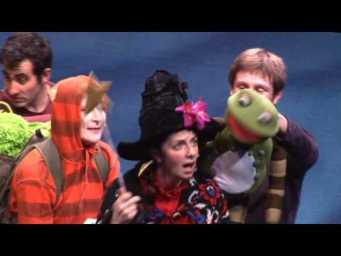 Room On The Broom Live On Stage In Australia! Part 40