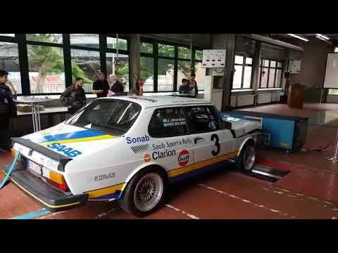 Dynotest SAAB 99 Turbo Group B