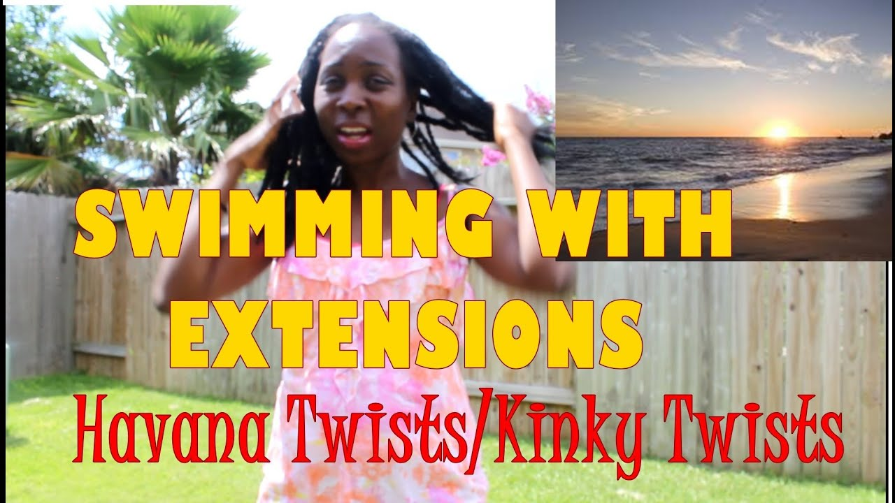 Swimming with natural hair extensions marley braids kinky swimming with natural hair extensions marley braids kinky twists pmusecretfo Images