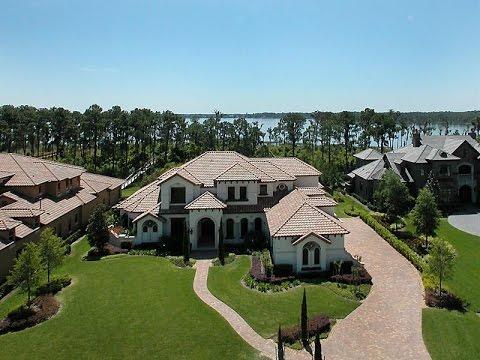 Luxury Windermere Homes - Keene's Pointe in Windermere, Florida - Greatwater Drive