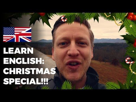 Christmas English Lesson: Tales of Christmas (Free PDF and Audio Download!!!) 🎅  🎄