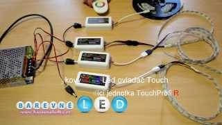 Mi.Light 4-zone LED Strip Light Controller, RGB led pásky BAREVNELEDKY.CZ