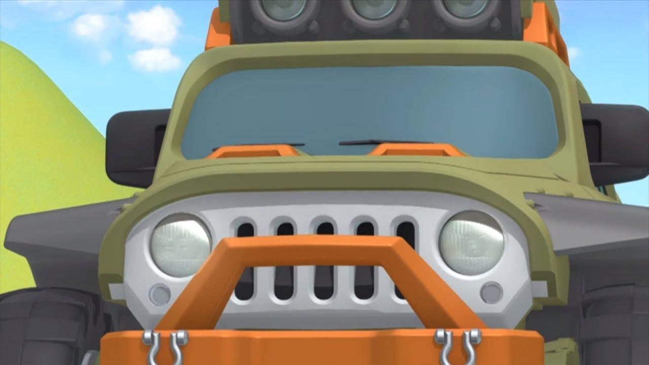 Тоботы 4 сезон - Новые серии - 23 Серия   Мультики про роботов трансформеров