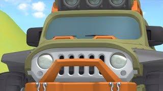 Тоботы 4 сезон - Новые серии - 23 Серия | Мультики про роботов трансформеров