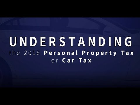 Understanding the 2018 Car Tax