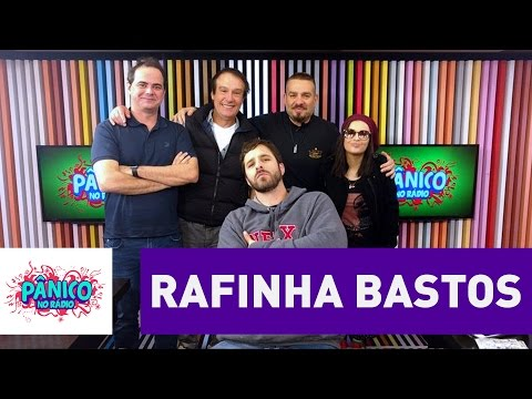 Rafinha Bastos - Pânico - 21/07/16