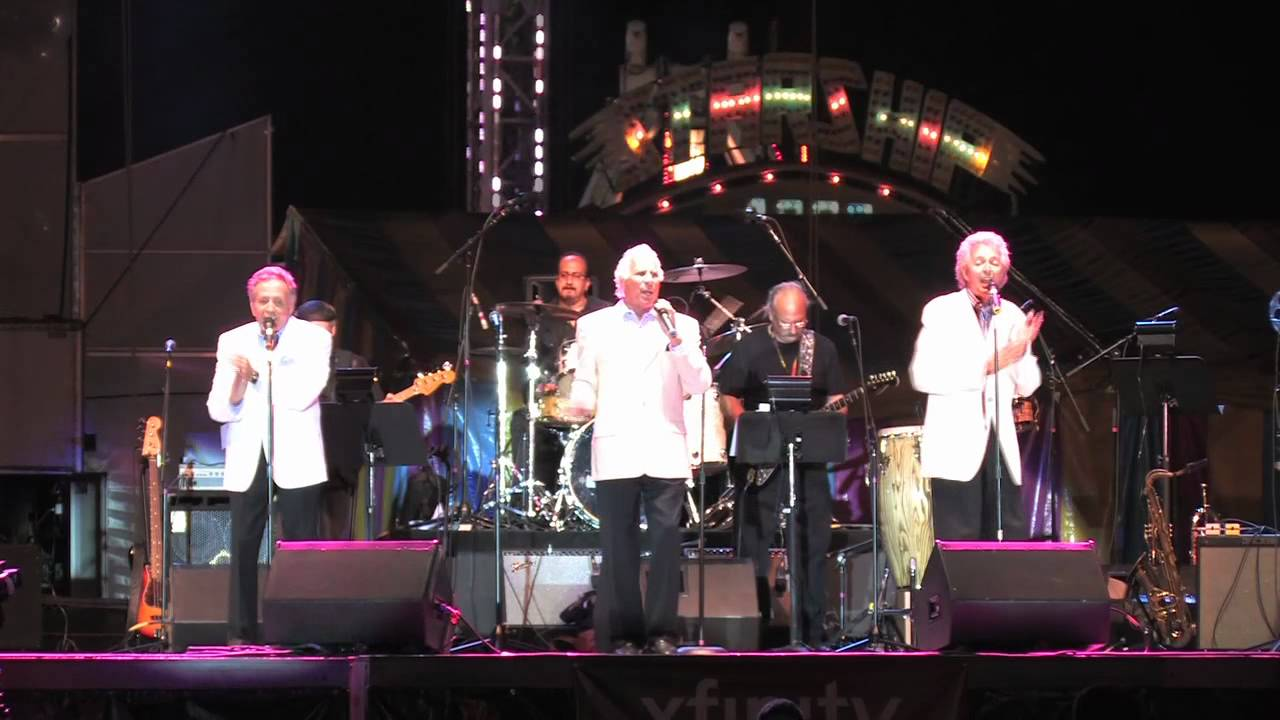 The Tokens at The Big E Doo Wop Show
