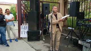 Գագիկ Համբարյանը մեղադրում է ՇՊՀ ռեկտոր Սահակ Մինասյանին կոռուպցիոն գործունեության մեջ