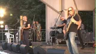 Группа «Круиз», гала-концерт, Кировск / 28.07.12