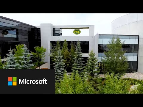 PCL Construction Uses IoT With Azure To Revolutionize Industry